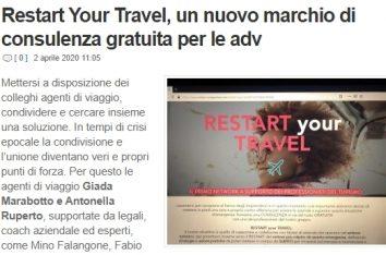 diconoDiMe - 3 - Travel quotidiano